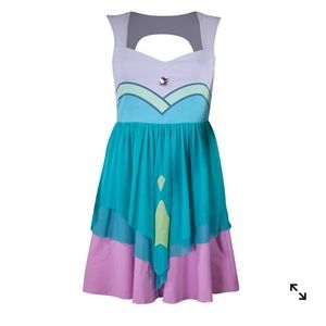 Welovefine Steven Universe Opal Gem dress Small